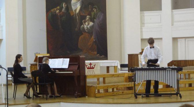 Концерт духовной музыки «Глория»