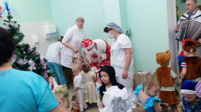 Служение детям в Новосибирске