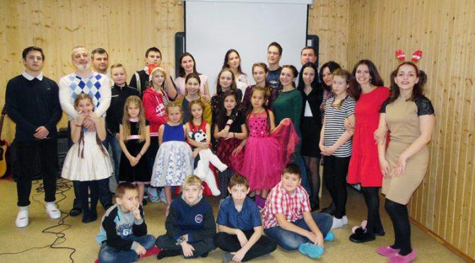 Рождественские встречи в Петрозаводске