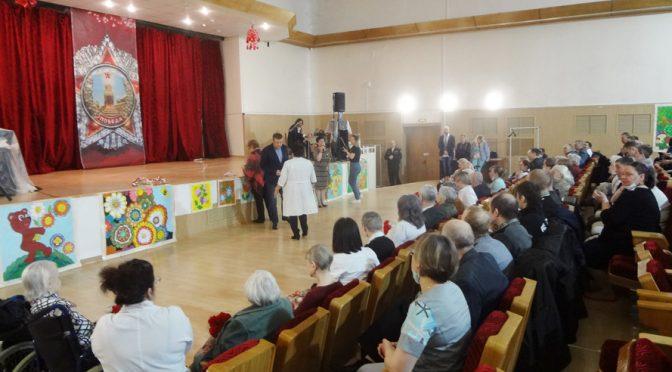 Праздничный концерт Андрея и Людмилы Эверт